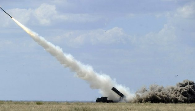 """Poroschenko: Ukraine beginnt mit Herstellung von Raketensystemen """"Wilcha"""""""