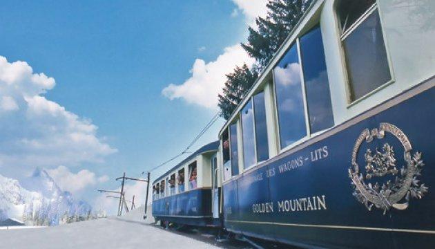Швейцария приглашает в путешествие на «Сырном поезде»