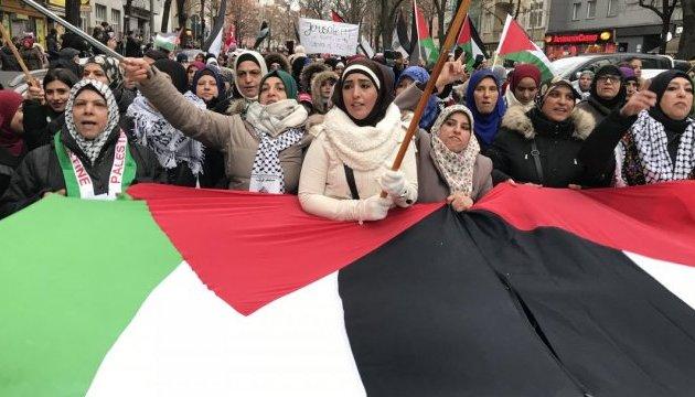 США отказались выделить Палестине $200 миллионов помощи