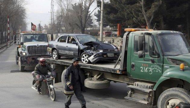 В Кабуле подорвался смертник, шестеро погибших