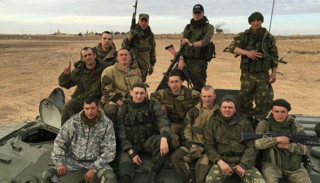 Российские боевики в Сирии действовали по приказу Кремля - Bloomberg