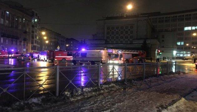 Вибух у Петербурзі: щонайменше 10 поранених