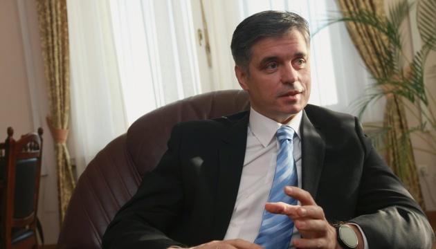 Пристайко: Евросоюз и НАТО – это партнеры, без которых мы не выживем