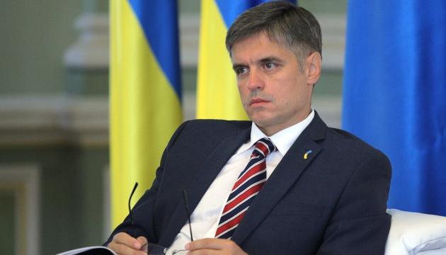 Präsident Selenskyj nominiert Wadym Prystaiko als Außenminister