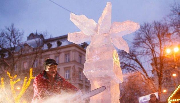 Рождественский Львов станет ледяным