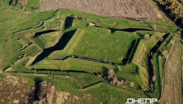 В Днипре визуализировали три крепости
