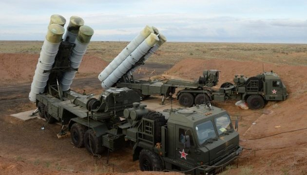 Russia to deploy new S-400 missile systems in occupied Sevastopol