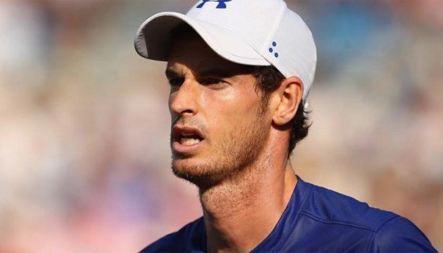 Теніс: Енді Маррей проведе тренування з учасниками турніру в Абу-Дабі