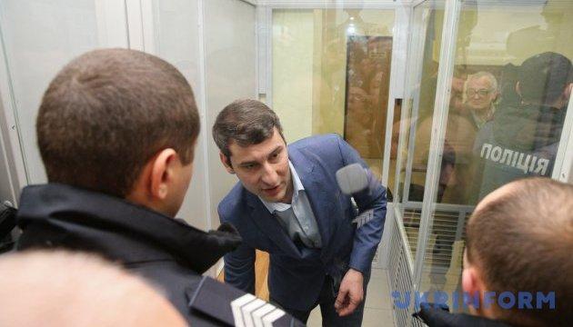 Суд продлил арест Дангадзе до конца марта