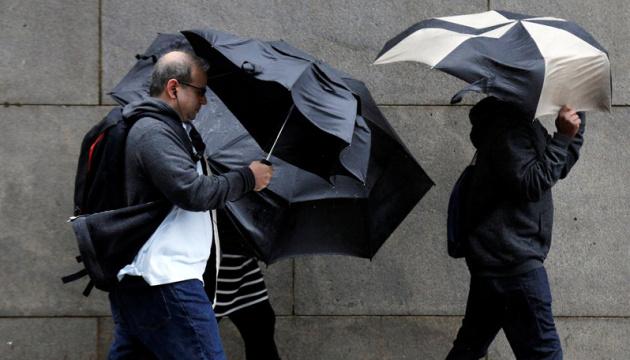 ГСЧС предупредила об ухудшении погоды на западе Украины