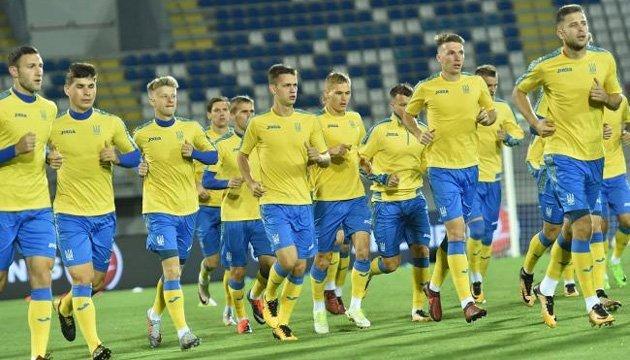 Збірна України з футболу проведе до 11 матчів у 2018