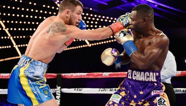 Ломаченко - лучший боксер года по престижной версии The Ring