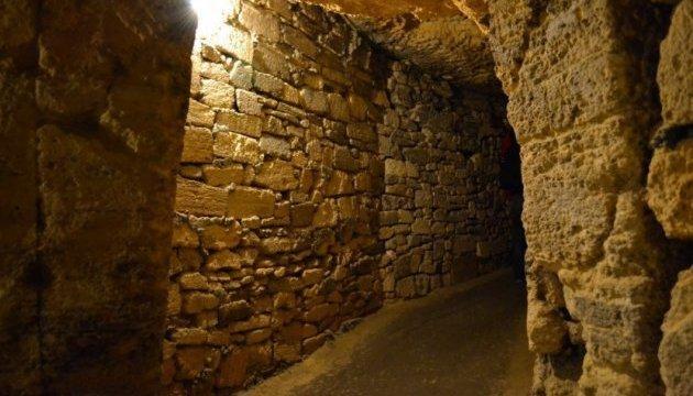 敖德萨地下迷宫申遗