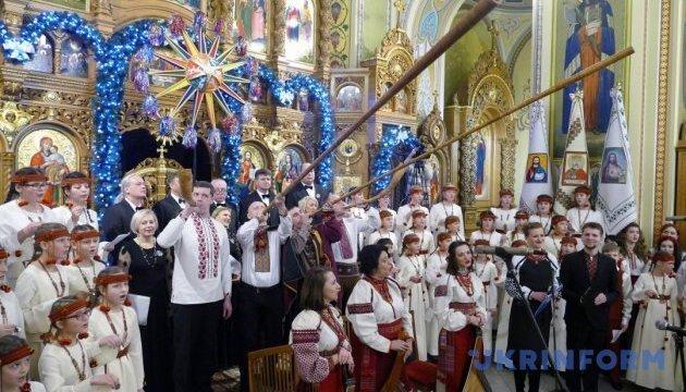 伊万诺-弗兰科夫斯克州将举办联欢1月