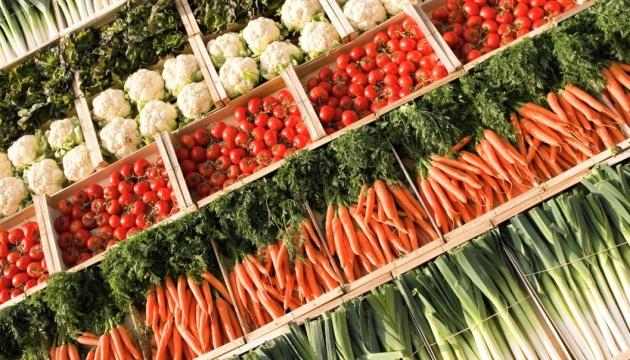 В Україні урожай овочів зріс на 3,4% - Держстат