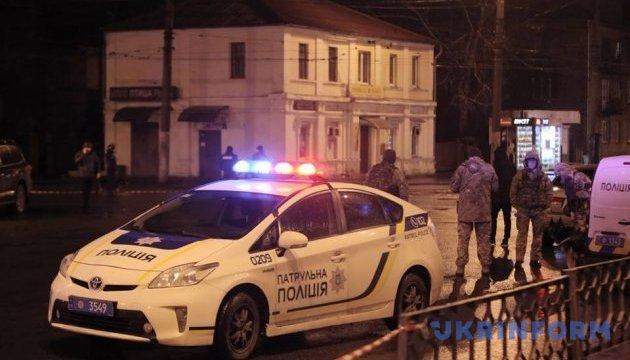 Затриманий за напад на Укрпошту вдавав