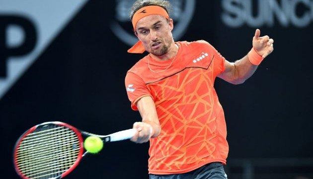 Долгополов переміг Ебдена і вийшов до третього кола Australian Open
