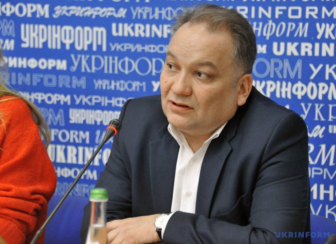 Фото: Юрий Ильєнко, Укринформ