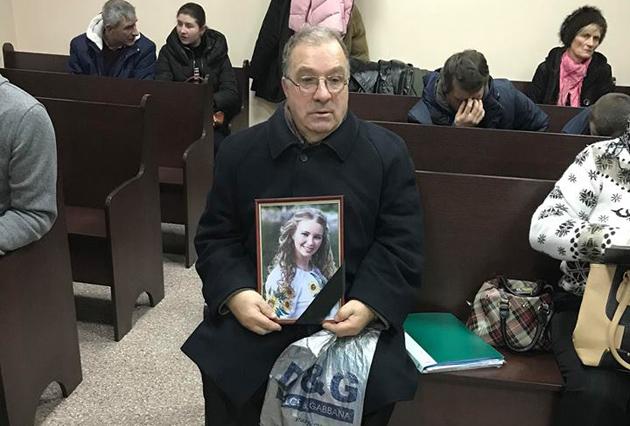Батько загиблої Світлани Сапатінської