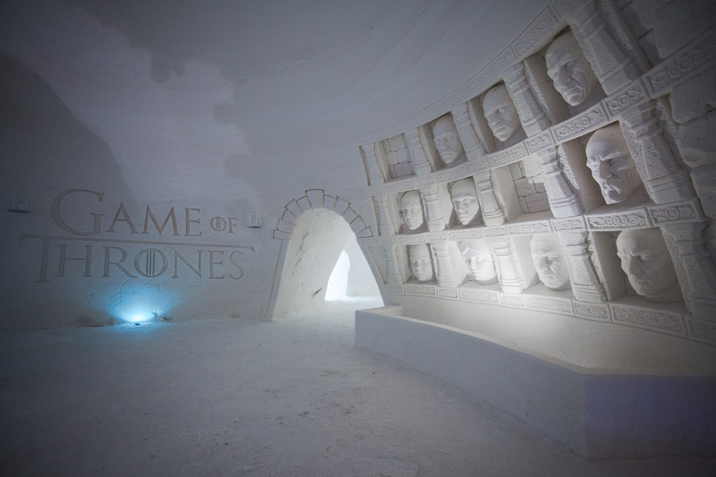 ВФинляндии открылся тематический отель по кинофильму «Игра престолов»
