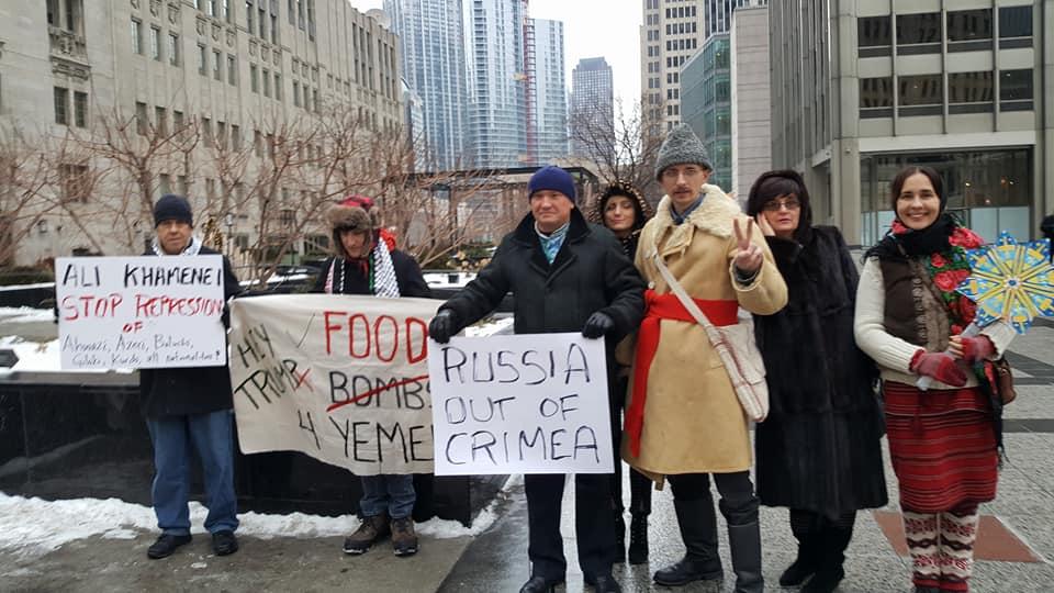 «Зупиніть війну!» Москву накрила акція на підтримку України