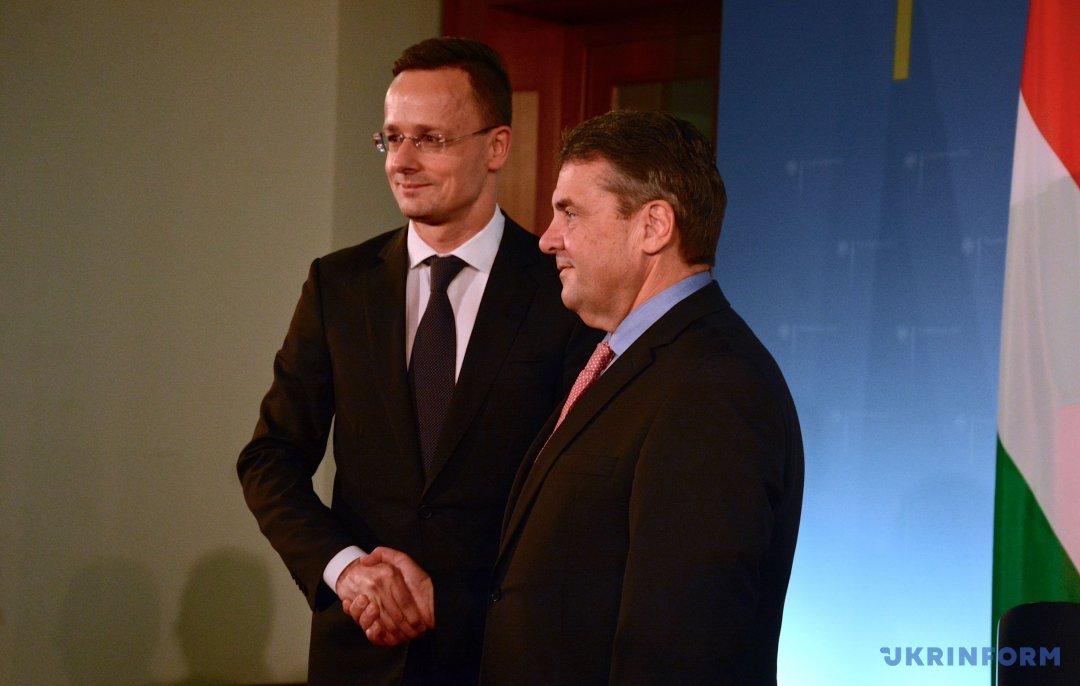 МИД Германии предложил поэтапно  снимать санкции с Российской Федерации