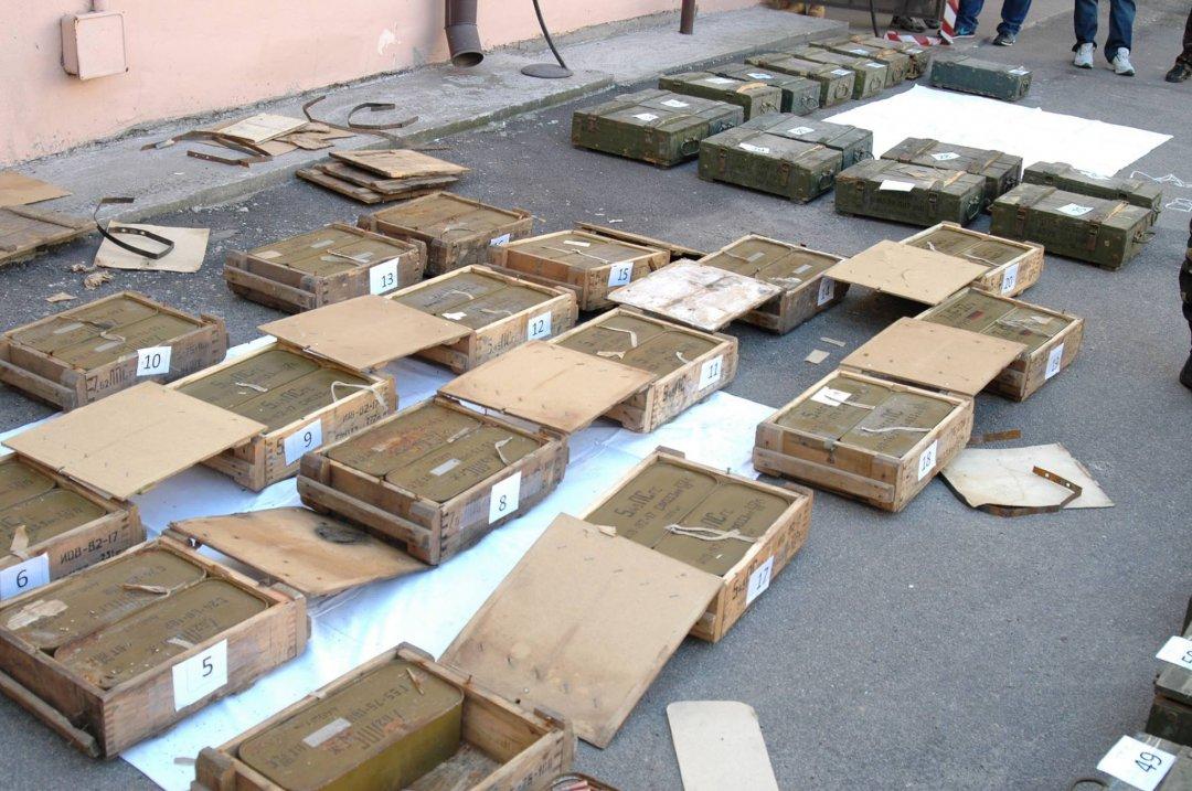 Вопрос возрата техники изКрыма требует исследования — ВМС Украины