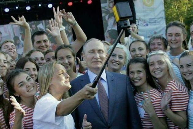 Владимир Путин / Фото: ТАСС