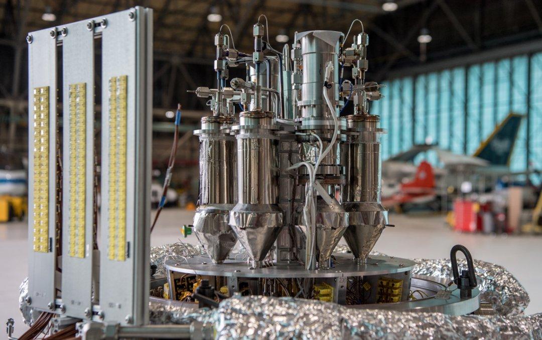 ВНАСА испытывают портативный ядерный реактор для марсианской колонии
