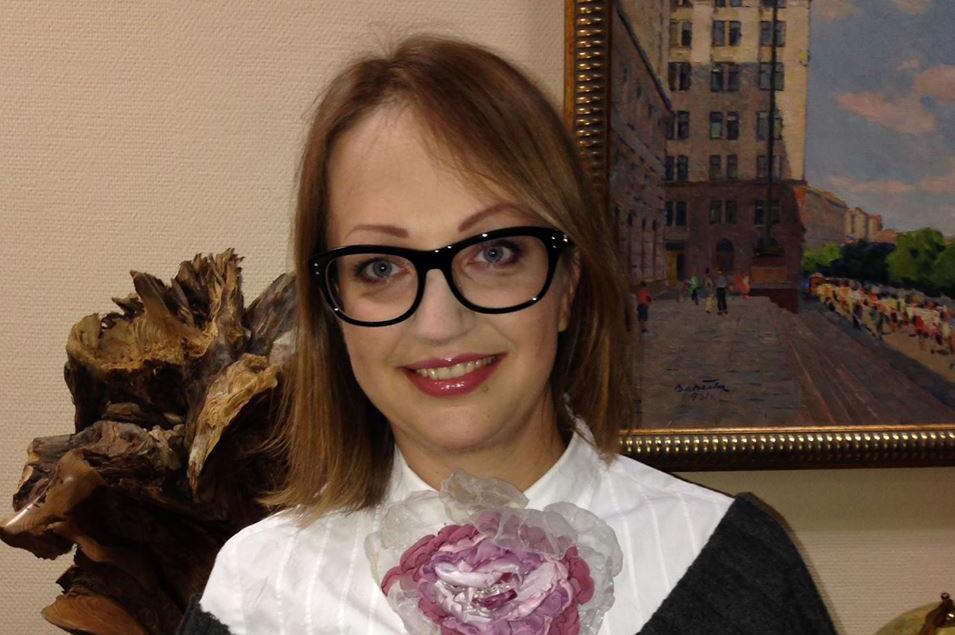 Світлана Кустова