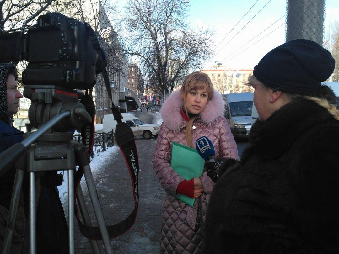 Олена Терещенко, громадська активістка // Фото: Оксана Поліщук