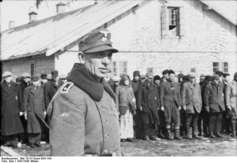 ВБрянской области вовремя войны фашистами были убиты 17 тыс. евреев