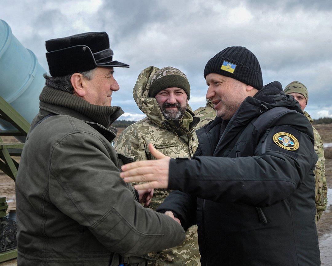 Ukrainian cruise missile successfully tested