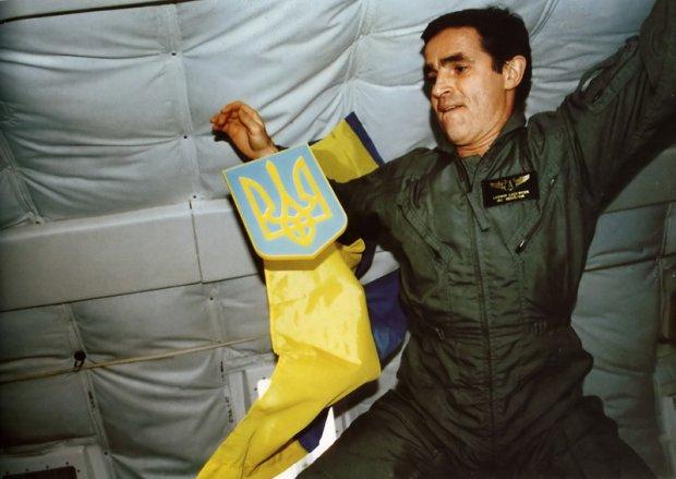 Завдяки Каденюкові у Космосі зазвучав український гімн