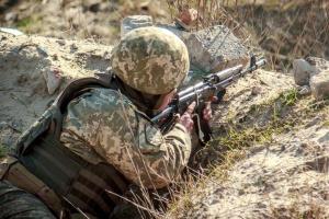 Trois soldats ukrainiens blessés au cours des sept attaques ennemies dans le Donbass