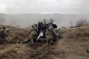 Ostukraine: Soldat am Sonntag gestorben