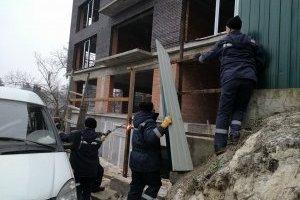 Київрада зупинила скандальну забудову на Печерську