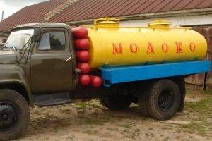 Самые низкие цены в Украине на молоко зафиксированы на Буковине
