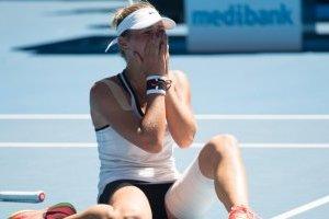 Марта Костюк програла Каролін Гарсії чвертьфінал турніру WTA у Франції
