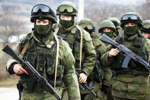 Hauptverwaltung für Aufklärung: Über 30 000 russische Soldaten auf der Krim