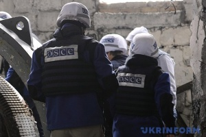 OSCE records 8,500 ceasefire violations in Donbas over two weeks