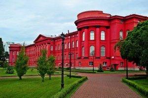 Студенти КНУ Шевченка просять керівництво позбавити Лукашенка докторського ступеня вишу