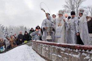 На Крещение откроют второй выход из метро в Гидропарке