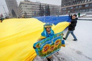 У День Злуки українська діаспора закликає до єдності