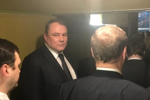Україна оскаржила обрання росіянина Толстого віцепрезидентом ПАРЄ
