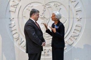 Порошенко в Давосе встретится с главой МВФ