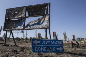 Немецкий бизнес предложил идеи по восстановлению Донбасса