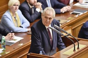 Чеська поліція розслідуватиме дії оточення президента Земана