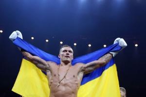 El gerente de Usyk confirma su debut en peso pesado el 12 de octubre