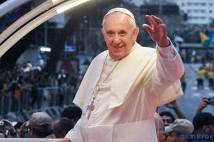 Папа Франциск закликав саміт G20 визнати нерівність у доступі до медицини